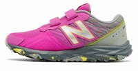 New Balance Hook and Loop 690v2 Trail Menina Fluorescente Rosa Cinzentas Portugal 688DMABHW